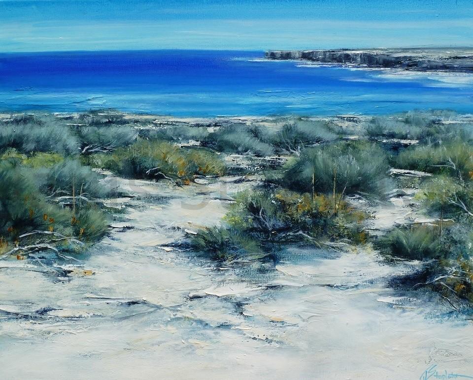 Blue Sea Sandstone
