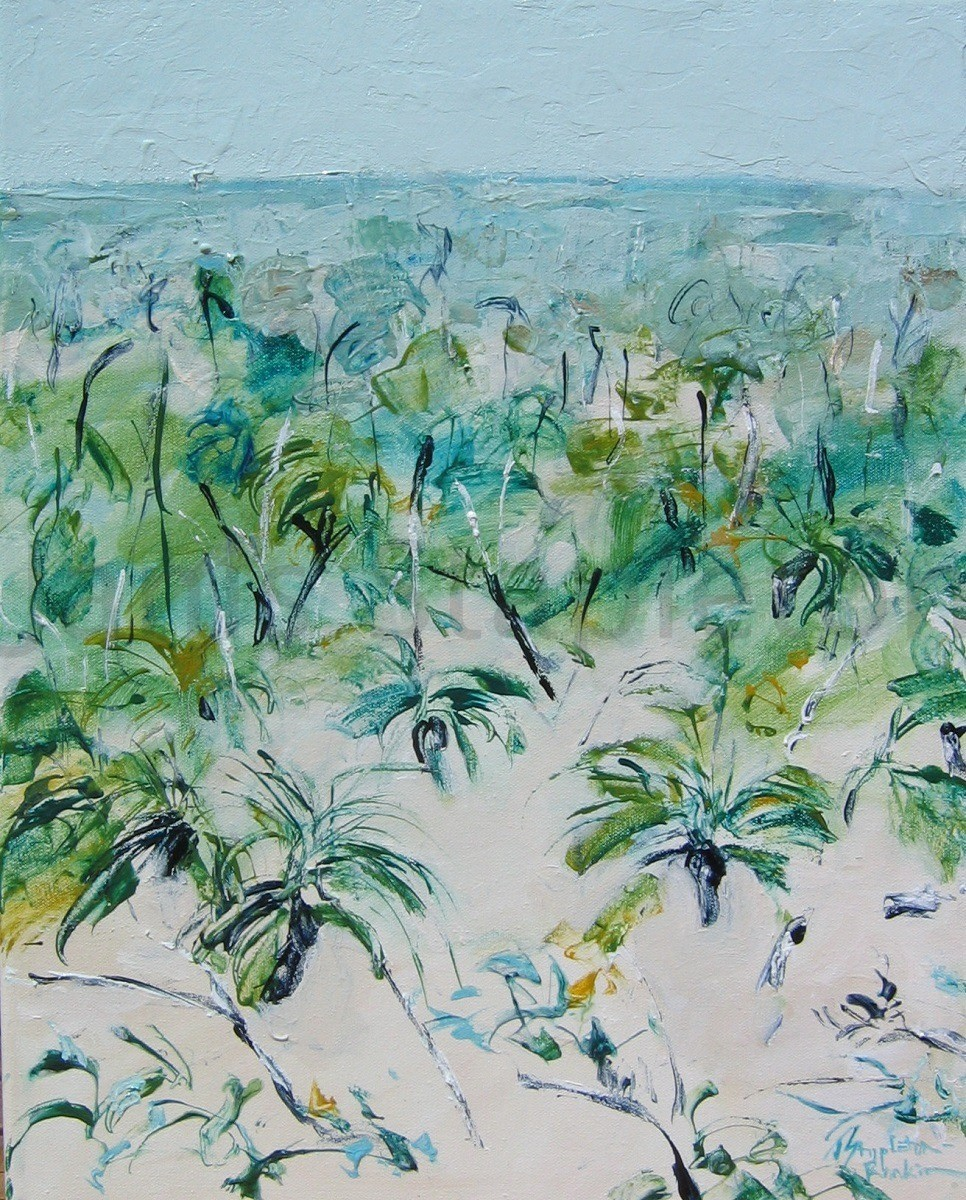 Grass Tree Country II