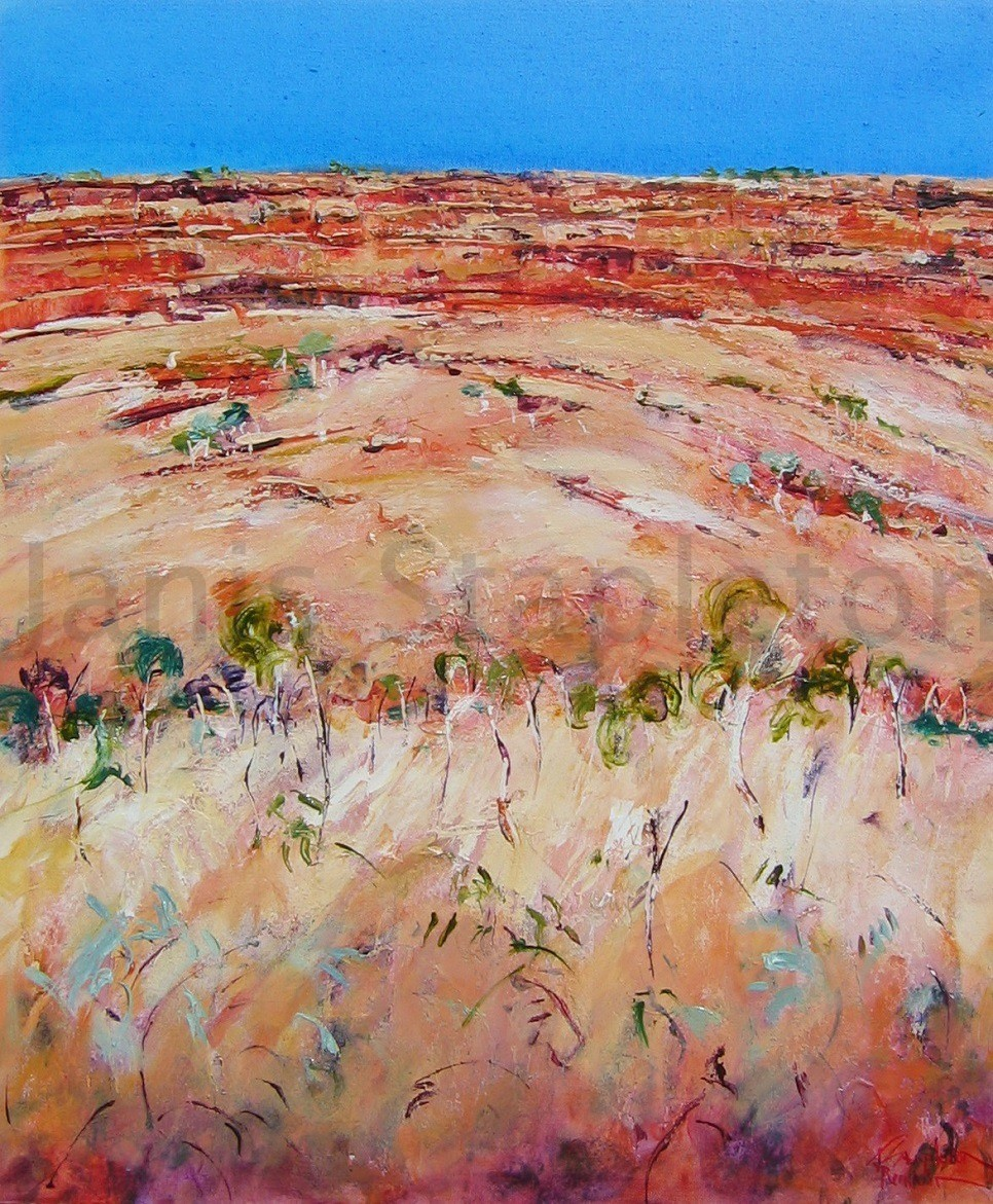 Escarpment Grasslands Imintji