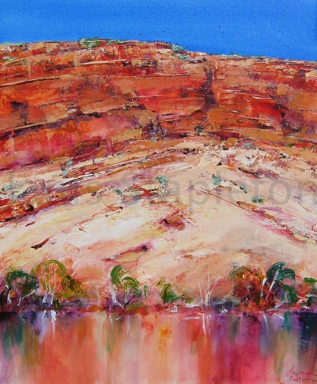 Kimberley Escarpment I