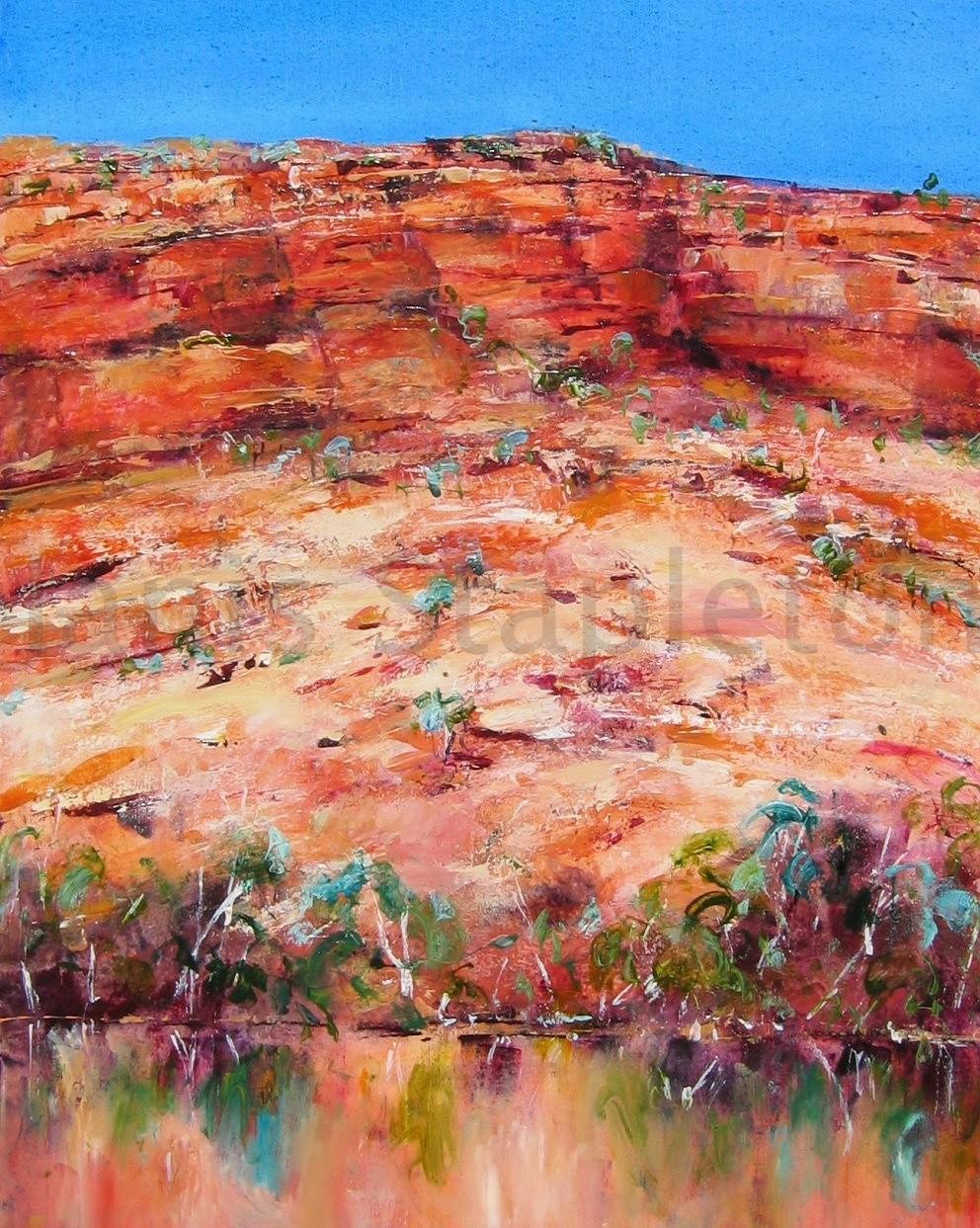 Kimberley Escarpment