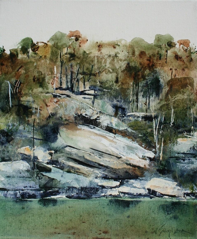River Sandstone II