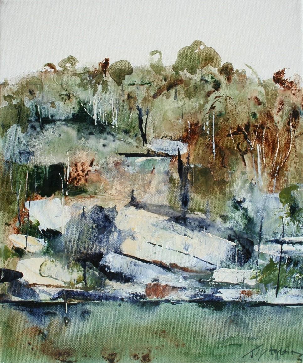 River Sandstone III
