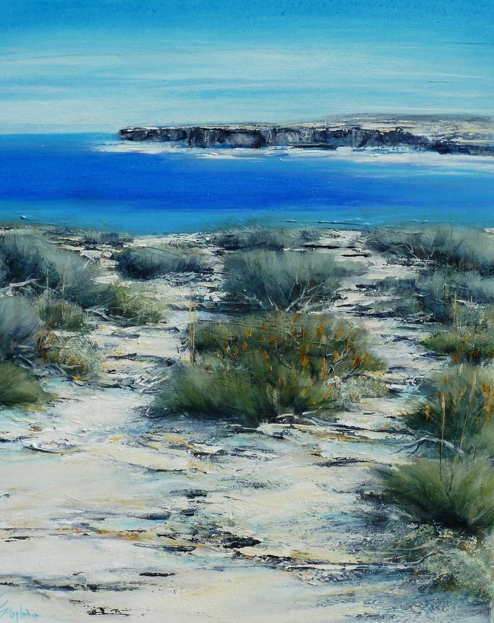 Blue Sea Sandstone Bundeena