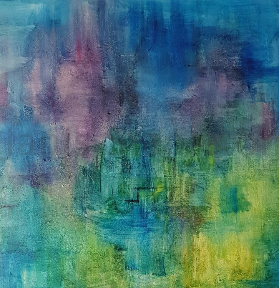 Billabong Abstract Blue Violet